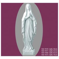Vierge de Lourdes 39cm