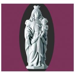 Vierge de Carmen 42cm