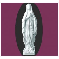 Vierge de Lourdes 51cm