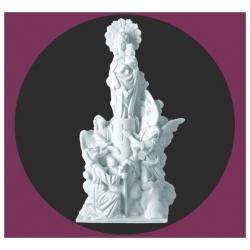 Vierge de Pilar 37cm