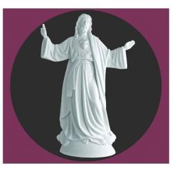 Sacré coeur du Christ 39cm