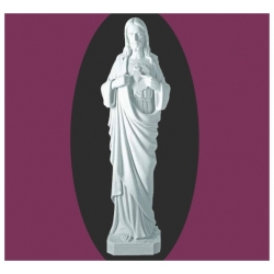 Sacré coeur du Christ 50cm