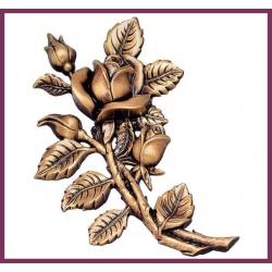 Rose gauche 18cm