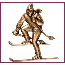 Skieur 15cm