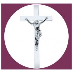 CROIX AVEC CHRIST 40CM