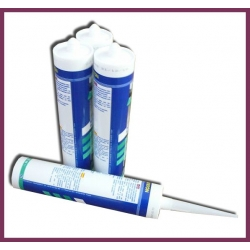Cartouches de silicone ( translucide,gris,blanc,marron,noir)